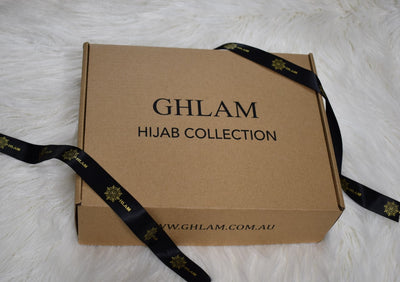 Costume Hijab Box