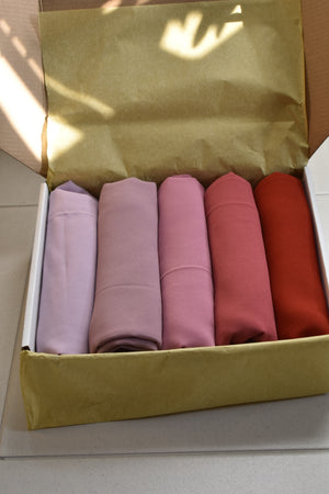Chiffon Luxury Rose Box