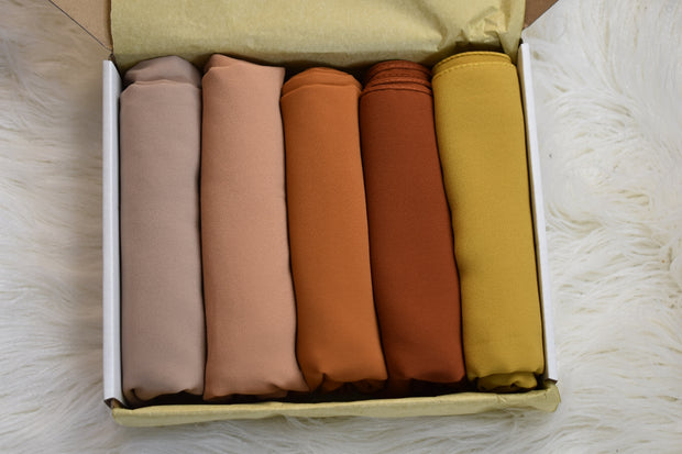 Chiffon luxury summer Box