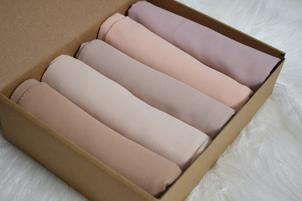 Chiffon Luxury Pearl Box