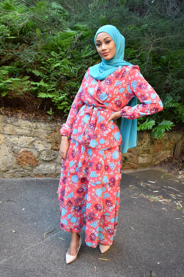 UBAH Printed Dress