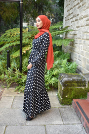 ZARA Polka Dot Dress