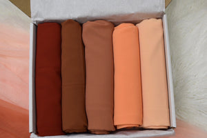 Chiffon Luxury Coral Box