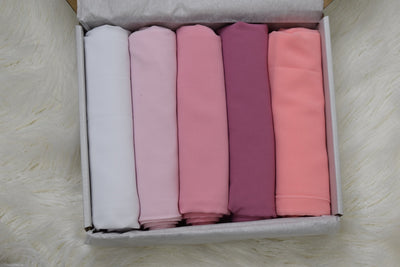 Chiffon Luxury Pink Box
