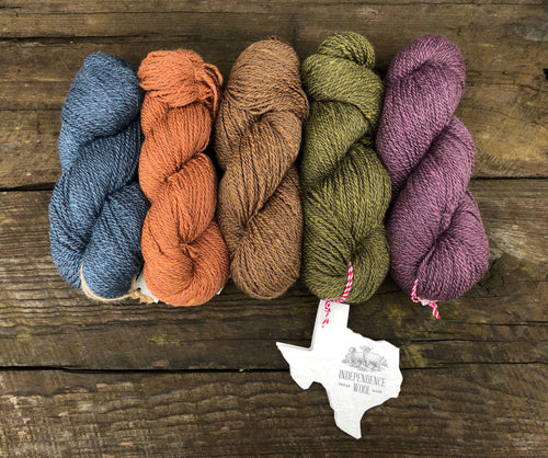 Texas Tweed Lite- Dyed In The Wool