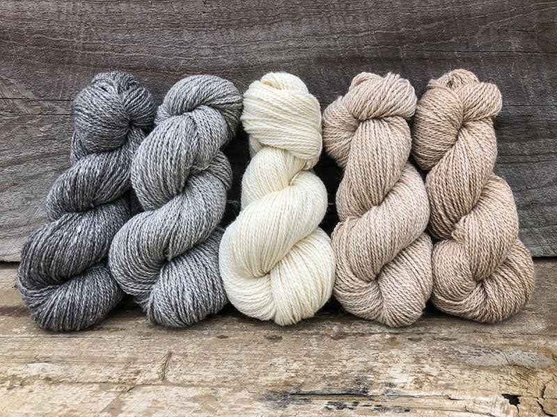 Texas Tweed Lite Yarn