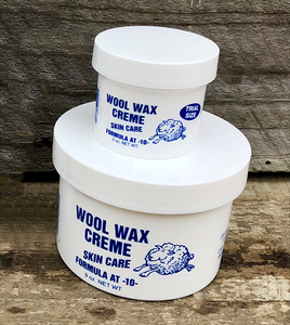 Wool Wax Creme - 9 ounce tub