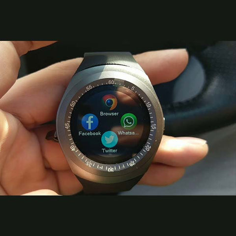 Smartwatch Sport Heart Rate monitor