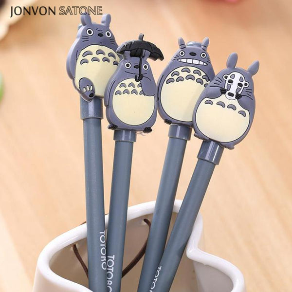 5pcs/lot  Cartoon Totoro Pen