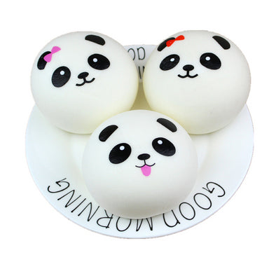 Panda Squishy Slow Rising Cream Scented Toy