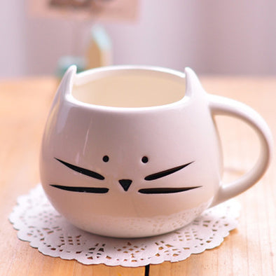 Cute Ceramic Coffee Mug