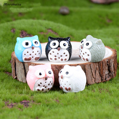 Kawaii Owls