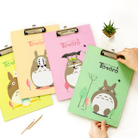 cute small fresh clipboard Totoro