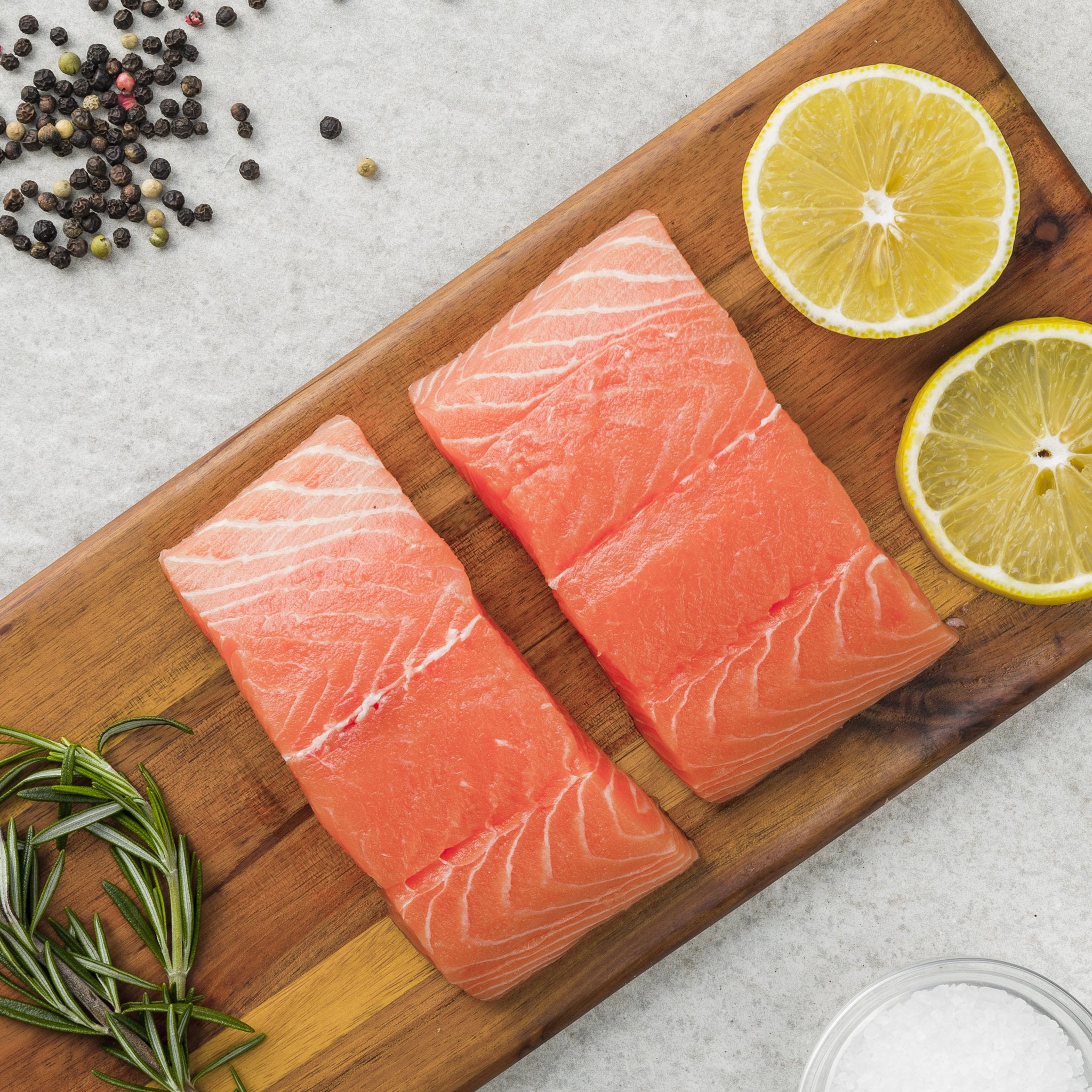Faroe Island Salmon Filets