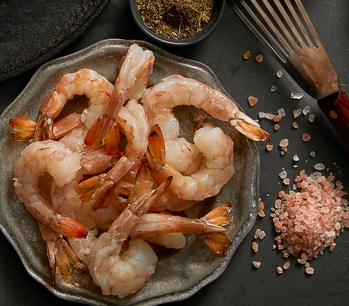 Wild Caught Shrimp