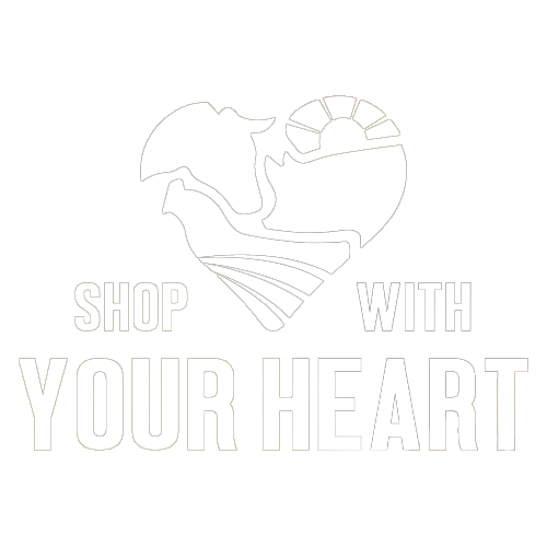 shop with your heart icon