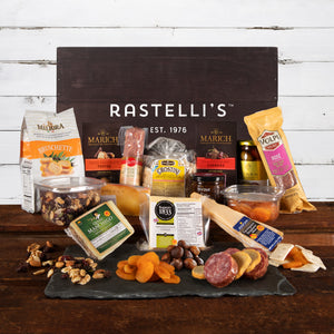 Holiday Meat & Cheese Crate