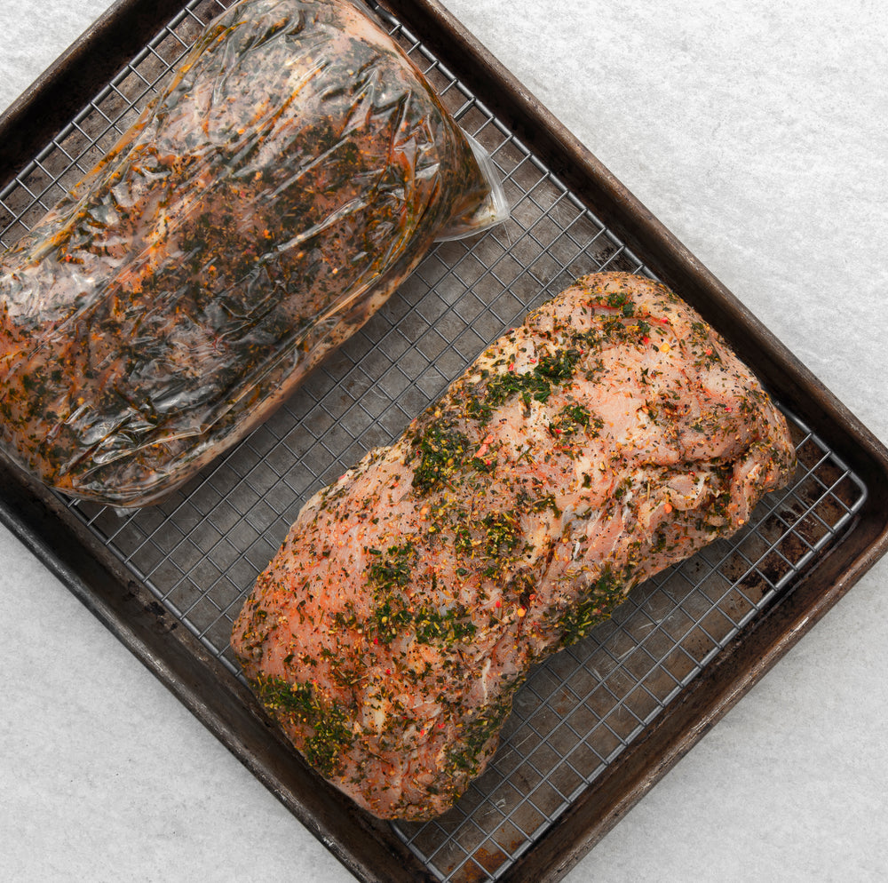 Oven-Ready Pork Roast