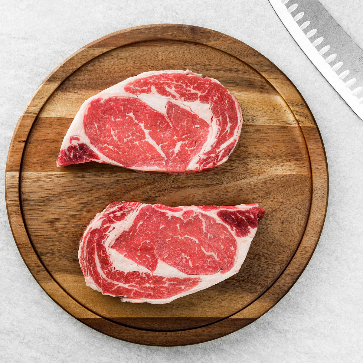 Private Stock Prime Ribeyes