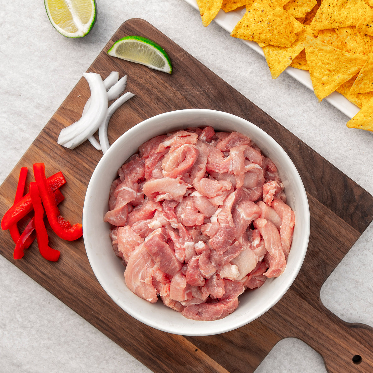 Pork Fajita Strips