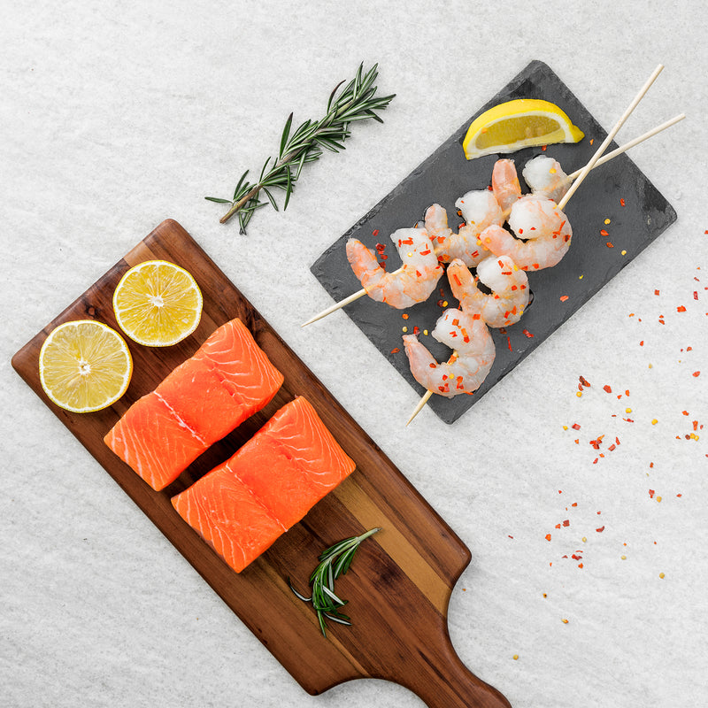 Salmon & Shrimp Plan