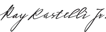 ray rastelli signature