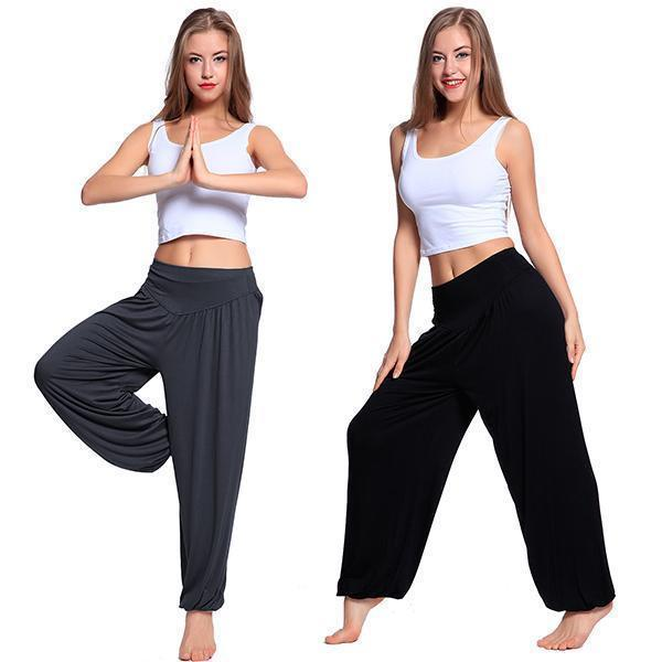 Loose Fit Ali Baba Ladies Baggy Harem Pants