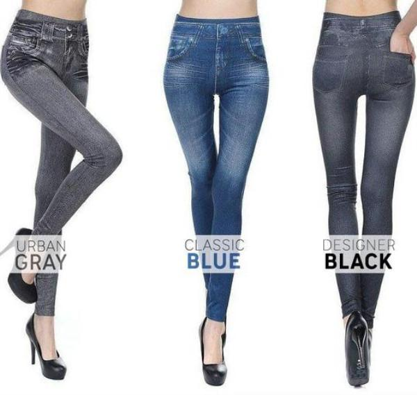 Super Stretchy Slimming Jeans Leggings