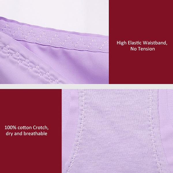 Anti-gynecological Disease Anti-side Leakage Underwear