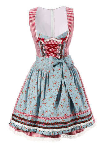 The Maria-Premium Ladies Oktoberfest German Bavarian Beer Maid Vintage Costume
