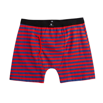 Red & Blue Boxer-briefs