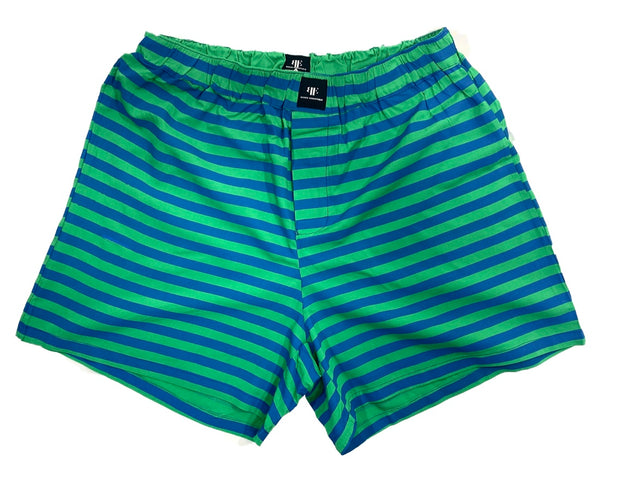 Green & Blue Boxers