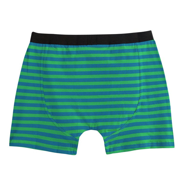 Boxed Essentials Colorful Men's Multipack Boxer-briefs, 3-Pack