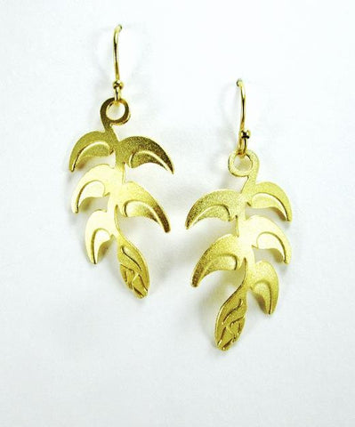Heliconia Earrings