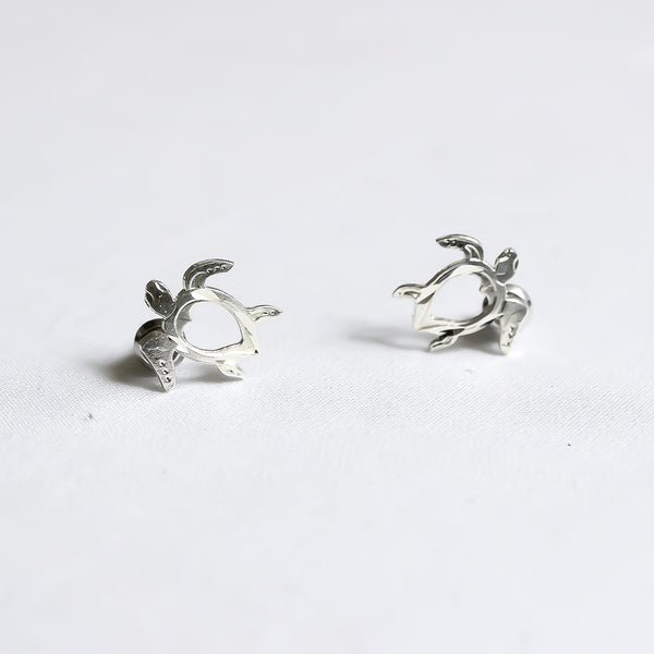 Honu Small - Sterling Silver