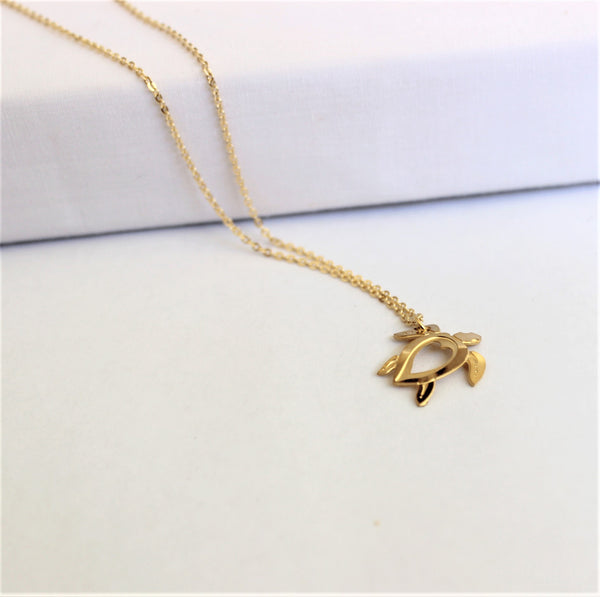 Honu Turtle Necklace