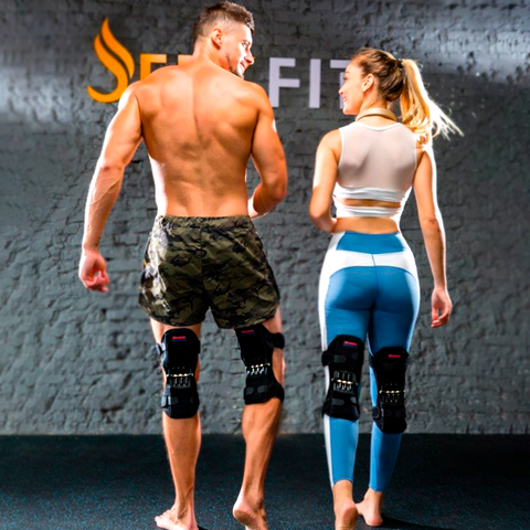 PowerLeg™ Knee Supporter - 1 Pair