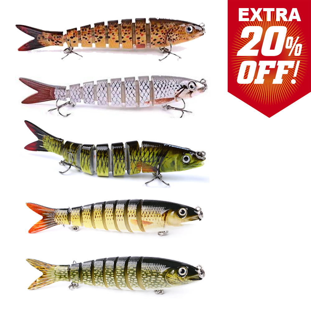 1* Dancing Minnow Fishing Lure Free Shipping