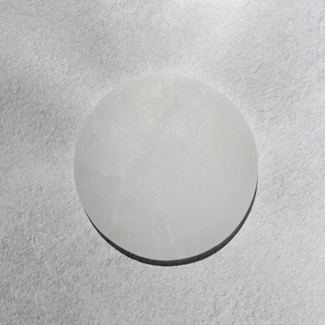 selenite charging plate (small) i.