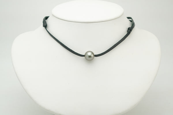 Light Silver 11mm Super Mana Necklace