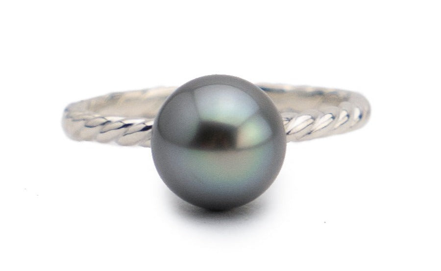 Tahitian Dawn Pearl Ring