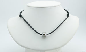 11.8mm Single Circle Super Mana Necklace