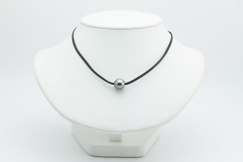 11.3mm Super Mana Necklace (button closure)