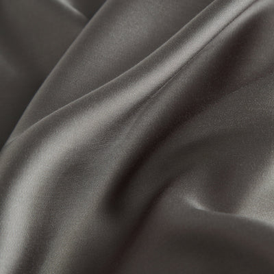 Palais Suite TENCEL™ Steel Gray Fitted Sheet Set - Bedding Affairs