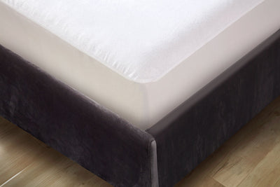 Hotelier Prestigio™ Waterproof Fitted Mattress Protector - Bedding Affairs