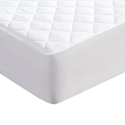 Hotelier Prestigio™ Fitted Poly-Cotton Mattress Protector