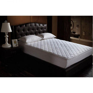 Hotelier Prestigio™ Fitted Poly-Cotton Mattress Protector (Free with Mattress Purchase)