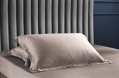 Palais Suite TENCEL™ Schooner Bronze Fitted Sheet Set - Bedding Affairs