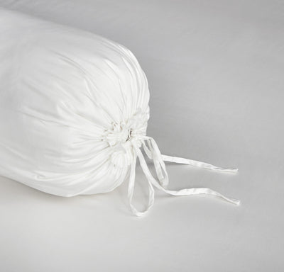 Palais Suite TENCEL™ Pearly White Fitted Sheet Set - Bedding Affairs