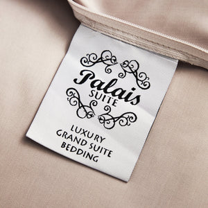 Palais Suite TENCEL™ Schooner Bronze Fitted Sheet Set